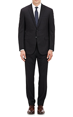 Ralph Lauren Black Label  - Glen Plaid Nigel Two-Button Suit