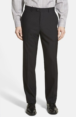 Linea Naturale - High Twist Wool Trousers