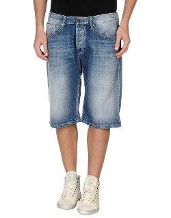 40 Blues - Worn Effect Denim Pants