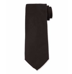 Tom Ford - Solid Textured Silk Tie
