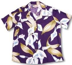 Paradise Found - Hawaiian Aloha Rayon Shirt
