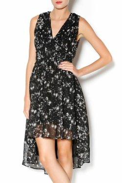Dex - Cosmic Print Dress