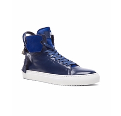 Buscemi - Cavalino High Top Leather Sneakers