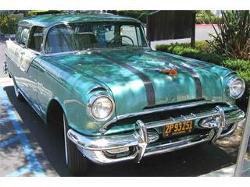 Pontiac  - 1955 Safari