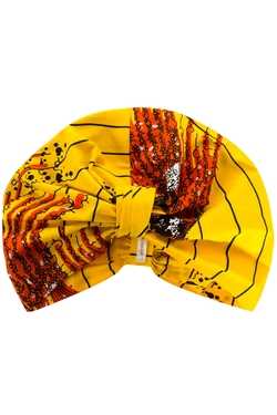 Jennifer Behr - Printed Turban