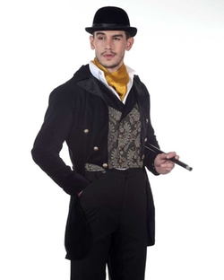 The Pirate Dressing - Victorian Gentleman