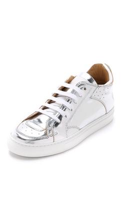 MM6 - Low Top Sneakers