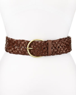 Linea Pelle - Vegetarian Leather Braided Belt