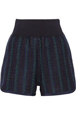 Sacai - Luck Tweed Shorts