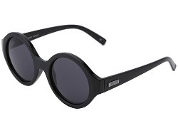 Le Specs  - The Dandy Oversized Round Sunglasses