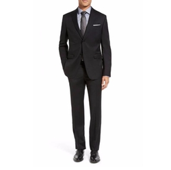 Z Zegna  - Drop 7 Trim Fit Wool Suit