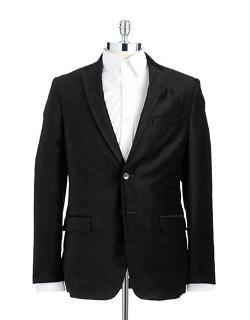 Calvin Klein - Slim Fit Corduroy Blazer