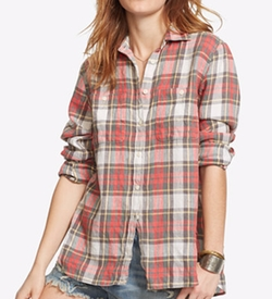 Denim & Supply Ralph Lauren - Plaid Utility Shirt