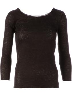 LAMBERTO LOSANI  - boat neck sweater