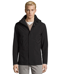 Prada - Nylon Zip Front 2-In-1 Jacket