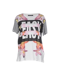 Fornarina  - Floral Print T-Shirt