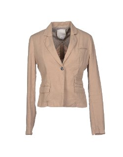 Gold Case  - Single-breasted Blazer Jacket