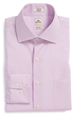 Peter Millar - Regular Fit Solid Dress Shirt