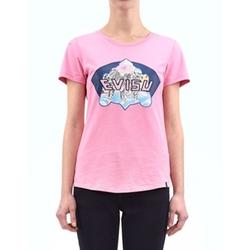 Evisu - Godhead Pink T-Shirt