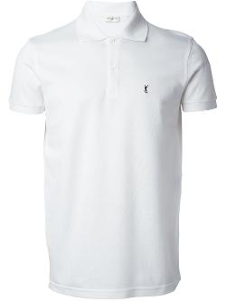 Saint Laurent  - Classic Polo Shirt