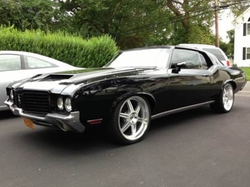Oldsmobile - 1972 Cutlass Coupe