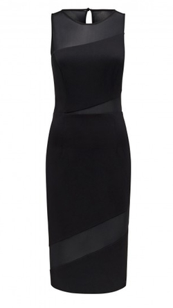 Forever New - Gigi Spliced Bodycon Dress