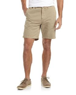 Paper Denim & Cloth  - Bank Shorts, Khaki