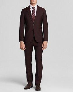 Armani Collezioni - Wool Suit -Slim Fit