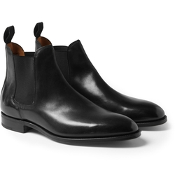 John Lobb - Leather Chelsea Boots