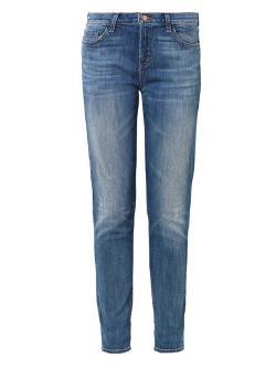 J Brand  - Jake Mid-rise Slim Boyfriend Jeans