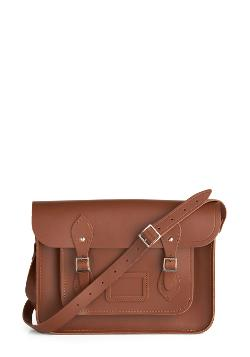 The Cambridge Satchel Company - Upwardly Mobile Satchel in Brown