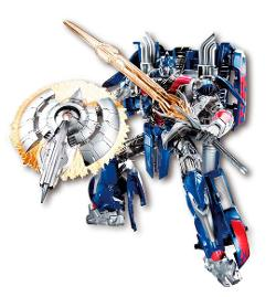 Hasbro - Transformers: Age of Extinction First Edition Optimus Prime Figure