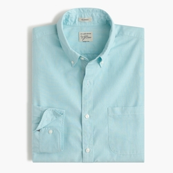 J.Crew - Secret Wash Shirt In End-On-End Cotton