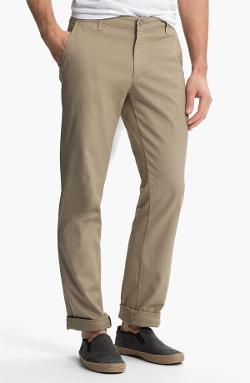AG - Slim Straight Leg Chinos