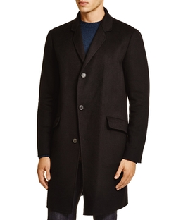 Theory - Whyte Wool-Cashmere Coat