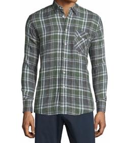 Billy Reid - Walland Plaid Sport Shirt