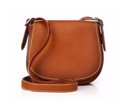 Coach 1941 - Leather Saddle Bag