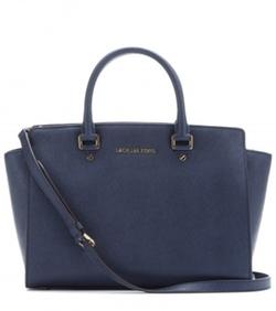 Michael Michael Kors  - Selma Leather Tote Bag