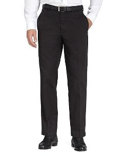 BROOKS BROTHERS - Hudson Fit Plain-Front Lightweight Advantage Chinos