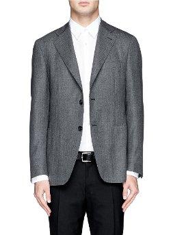 Canali   - Wool Blazer
