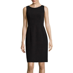 Worthington - Sleeveless Sheath Dress