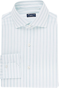 Finamore - Slub-Weave Dress Shirt