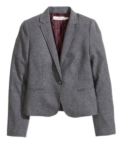 H&M - Wool Blend Blazer