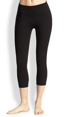 Spanx  - Capri Structured Leggings