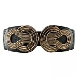 Vochic - Buckle Elastic Waist Belt