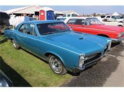 Pontiac  - 1967 GTO