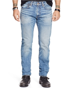 Ralph Lauren Denim & Supply - Slouch-Fit Davis Jeans