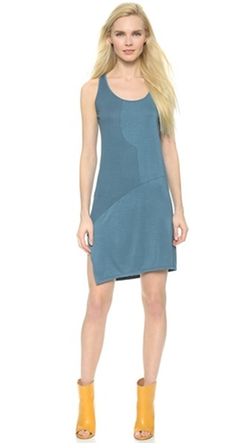 Tess Giberson  - Pieced Tank Dress