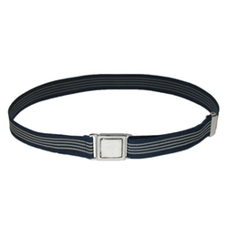 CTM - Buckle Stripe Belt