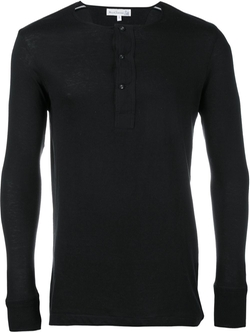 Merz B. Schwanen   - Long-Sleeved Henley